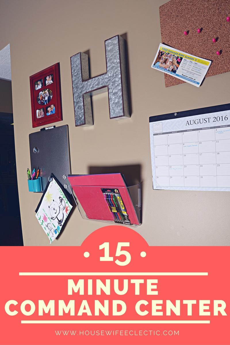 Catch 15 Minute Calendars Red