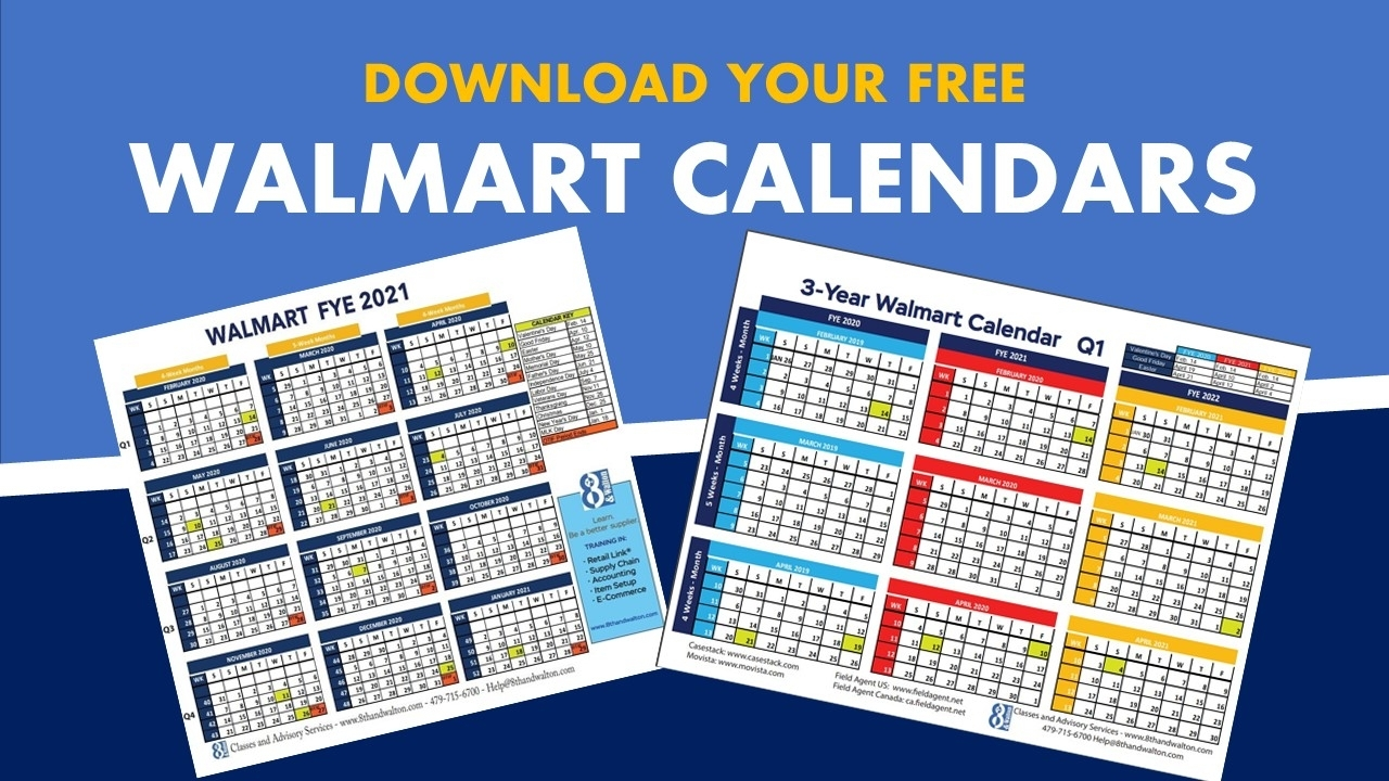 Catch 2021 454 Retail Calendar