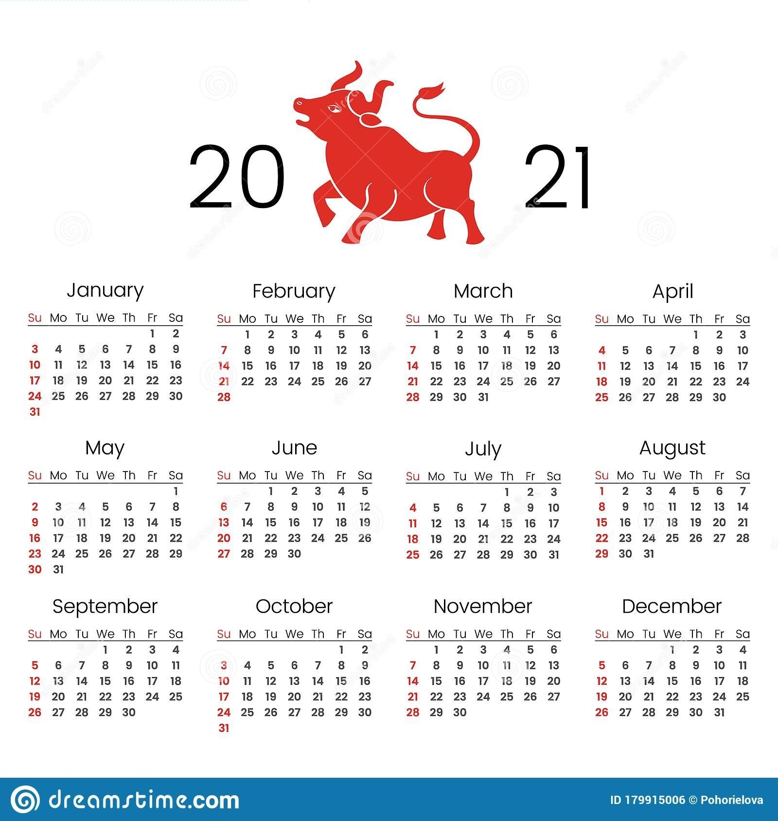 Catch 2021 Chinese Calendar