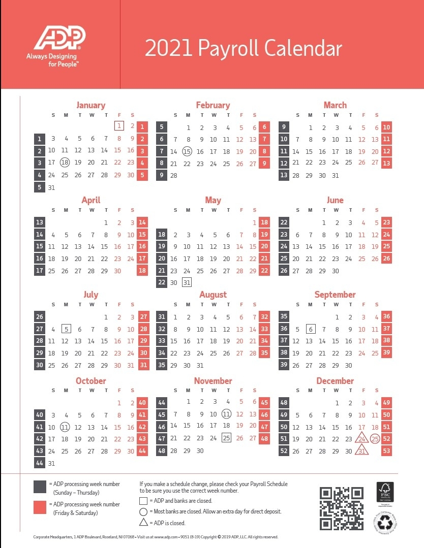 Catch 2021 Federal Pay Period Calendar Printable