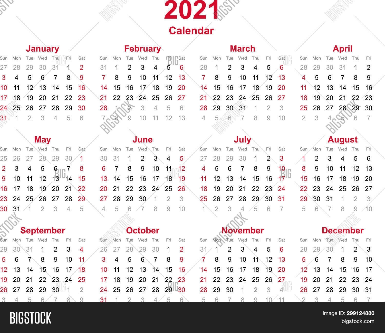 Catch 4 4 5 Calendar 2021