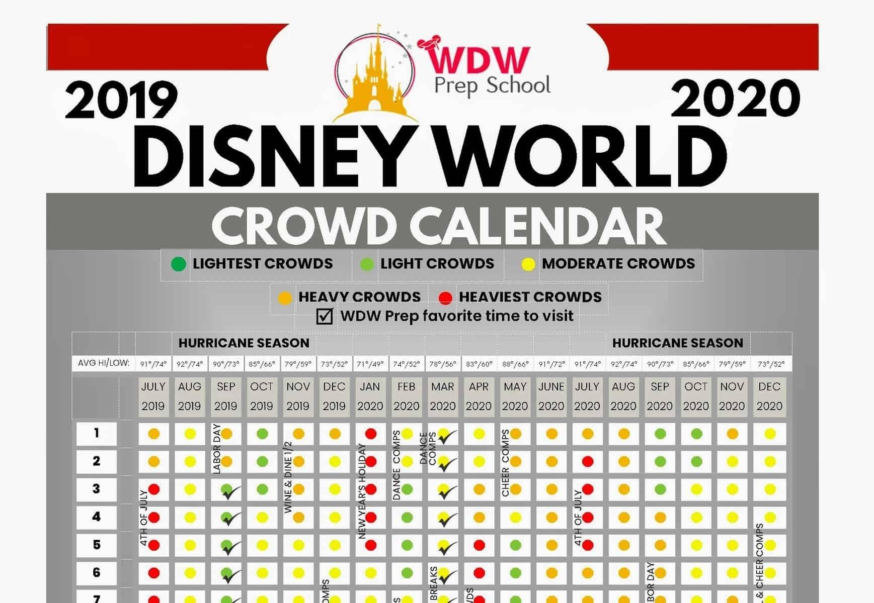 Catch Attendance Calendar 2021