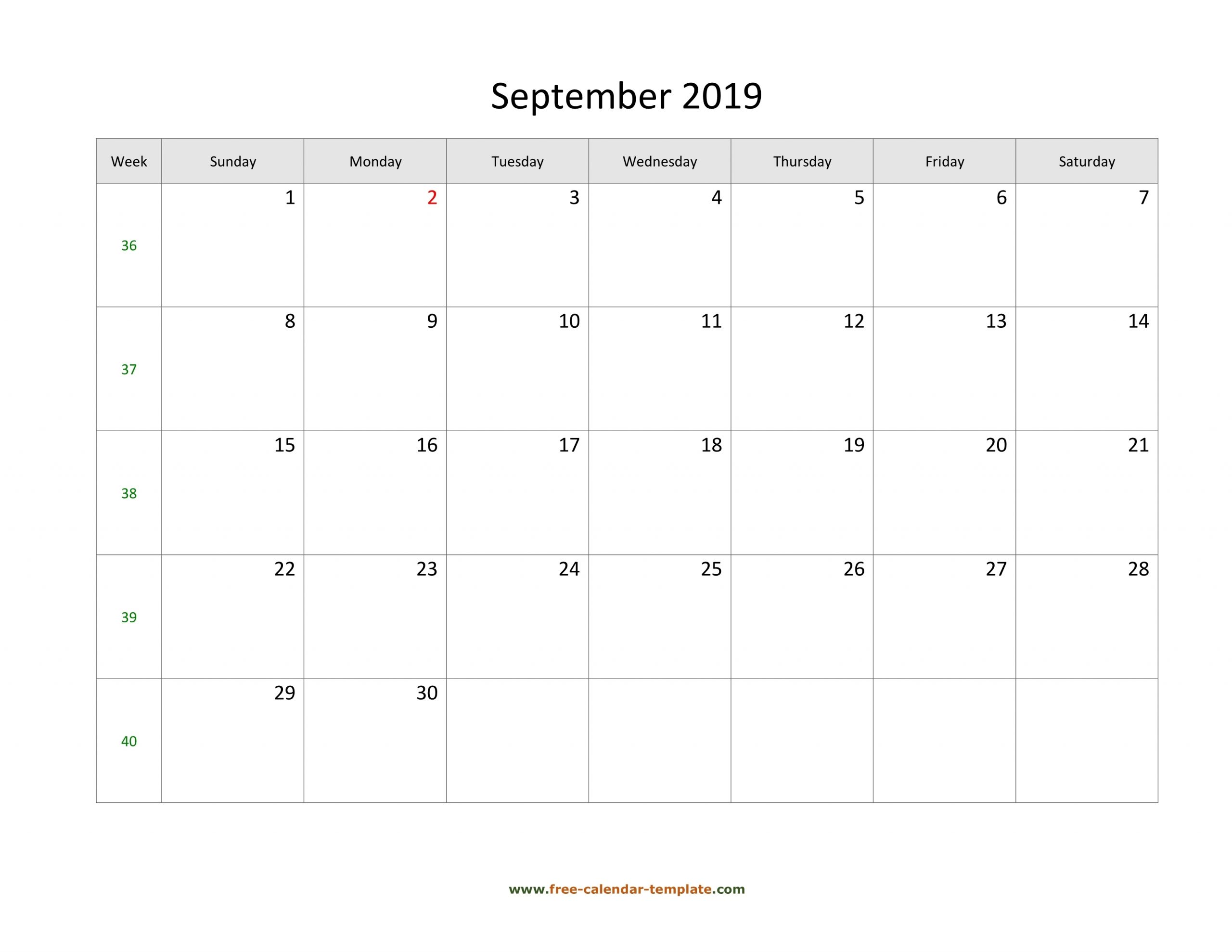 Catch August 2021 Calendar With Text Boxes Printable With Grid Box