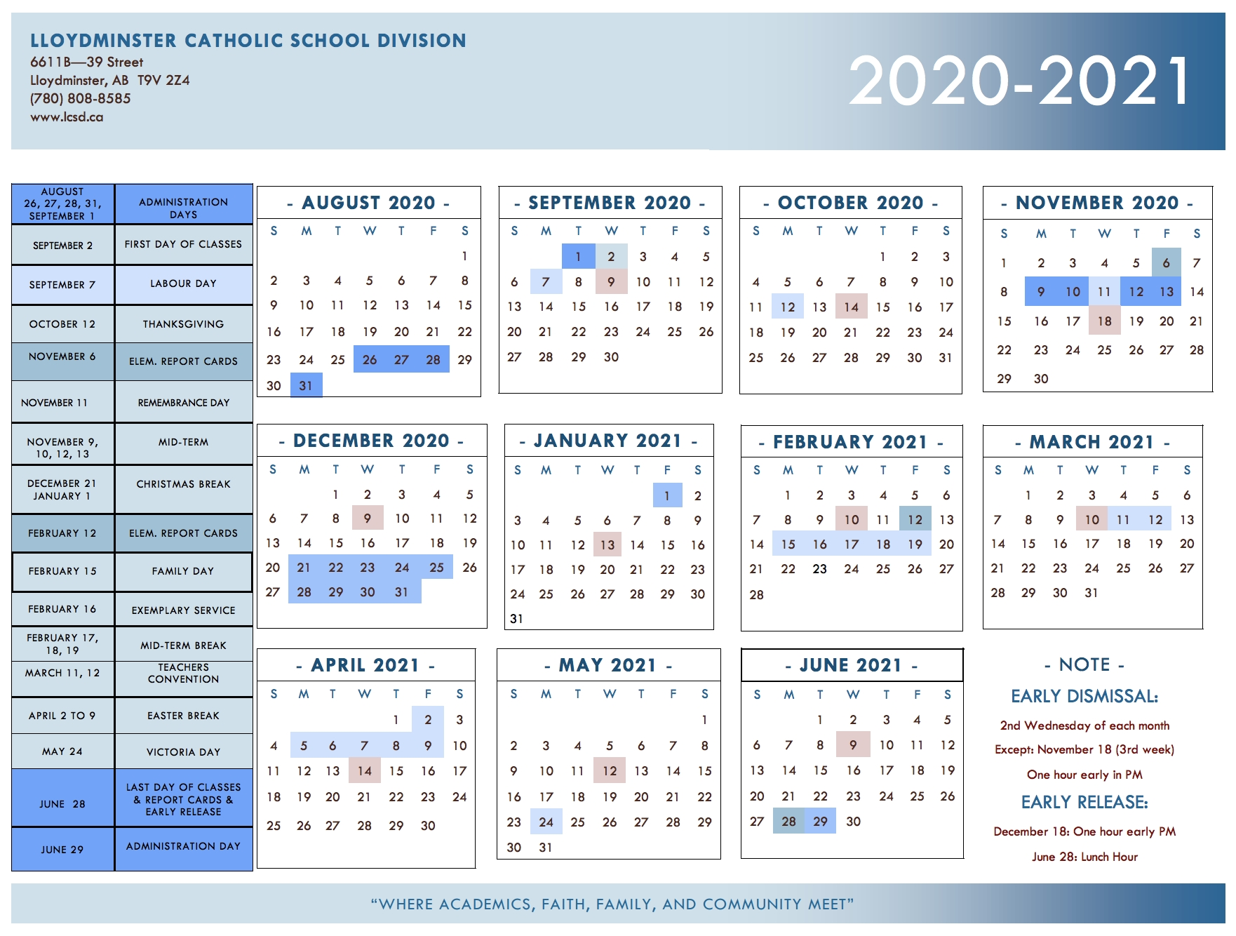 Catch August 2021 Catholic Month Of