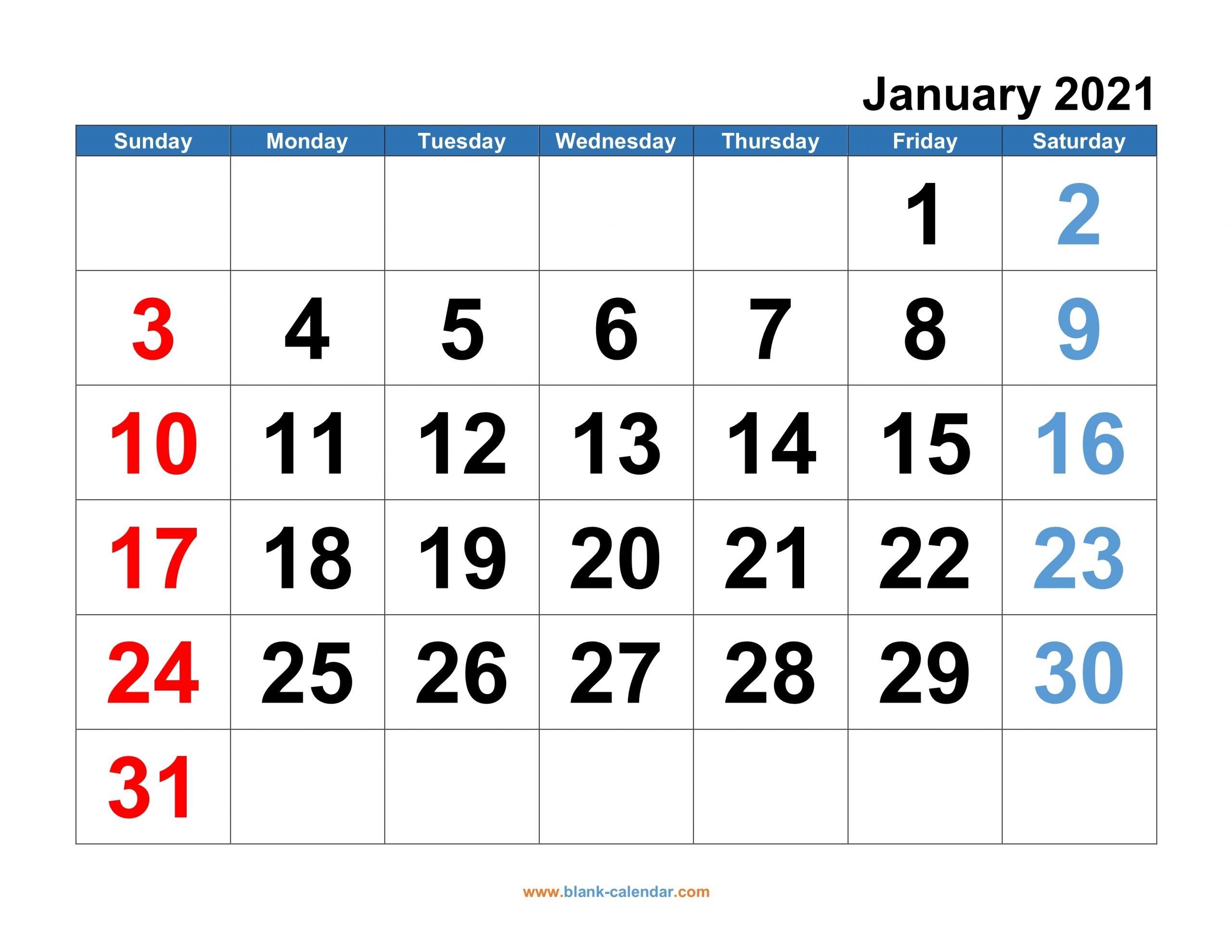Catch Calendar 2021 Free Monthly Printable