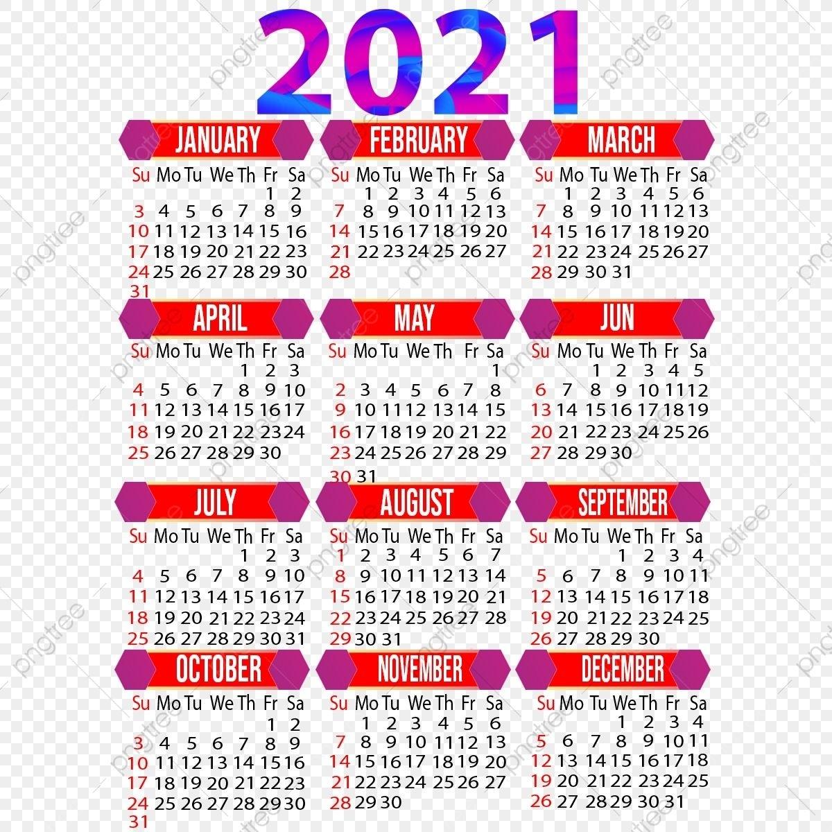 Catch Calendar 2021 Hd