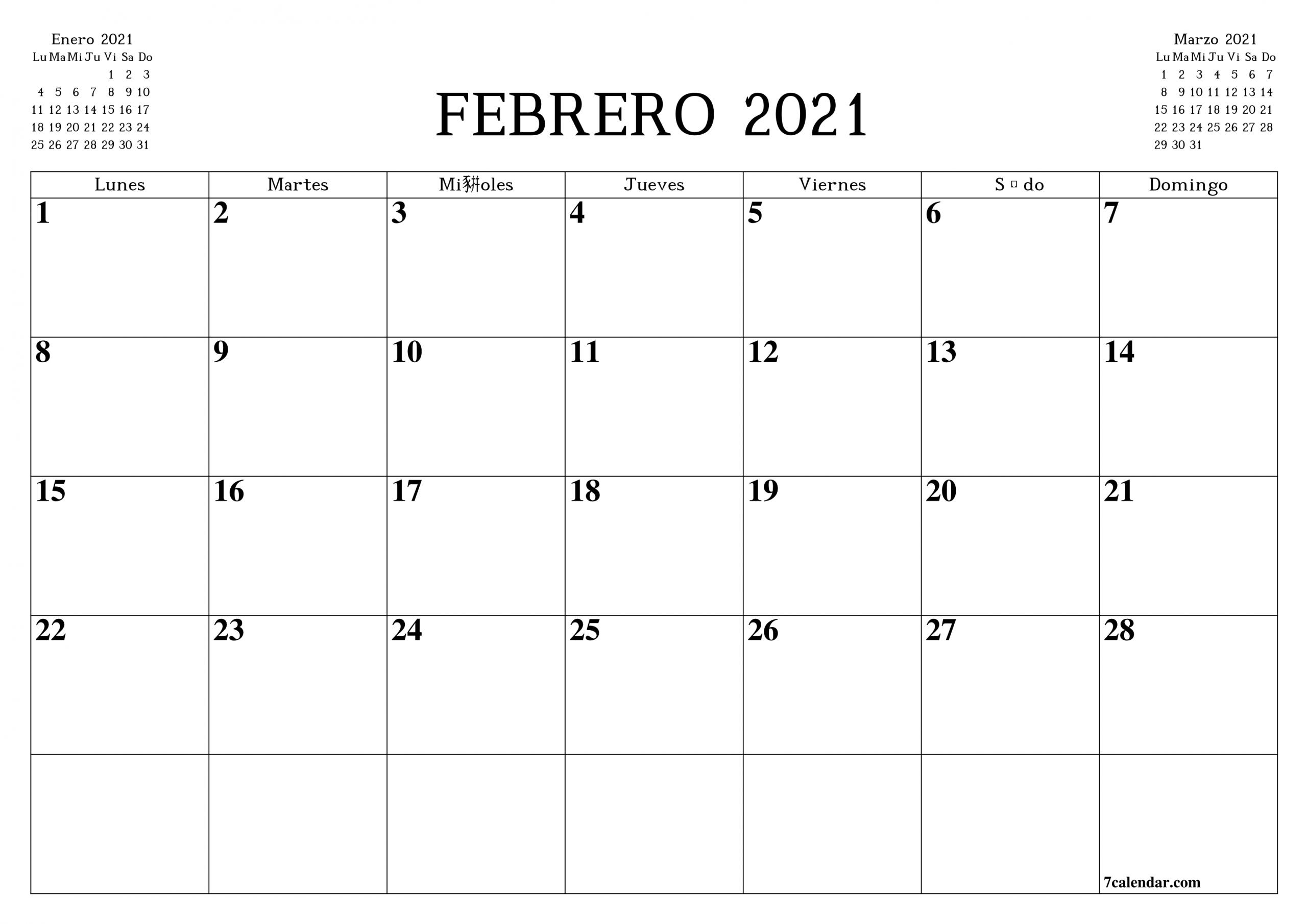 Catch Calendario Semana A3 Para Imprimir Con Horario