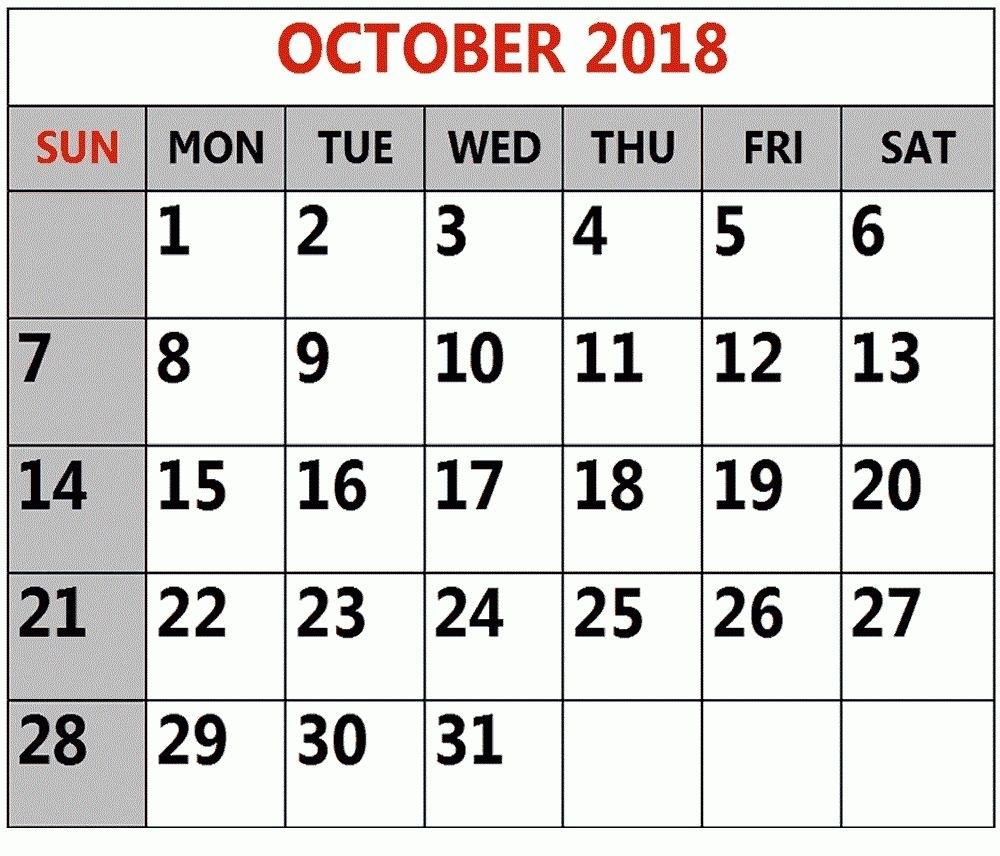 Catch Free Large Number Printables Calendar