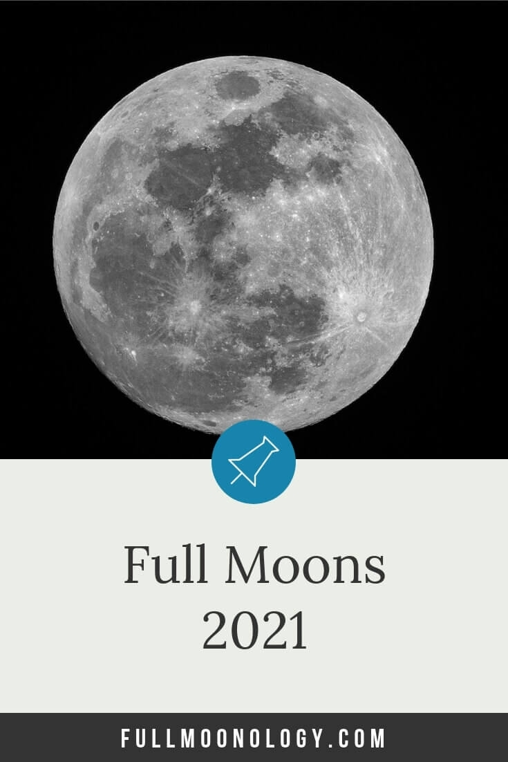 Catch Full Moon August 2021 Images