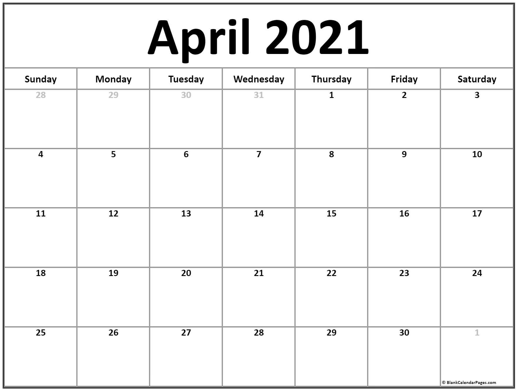 Catch Jan Feb Mar Apr Printable Calendar 2021