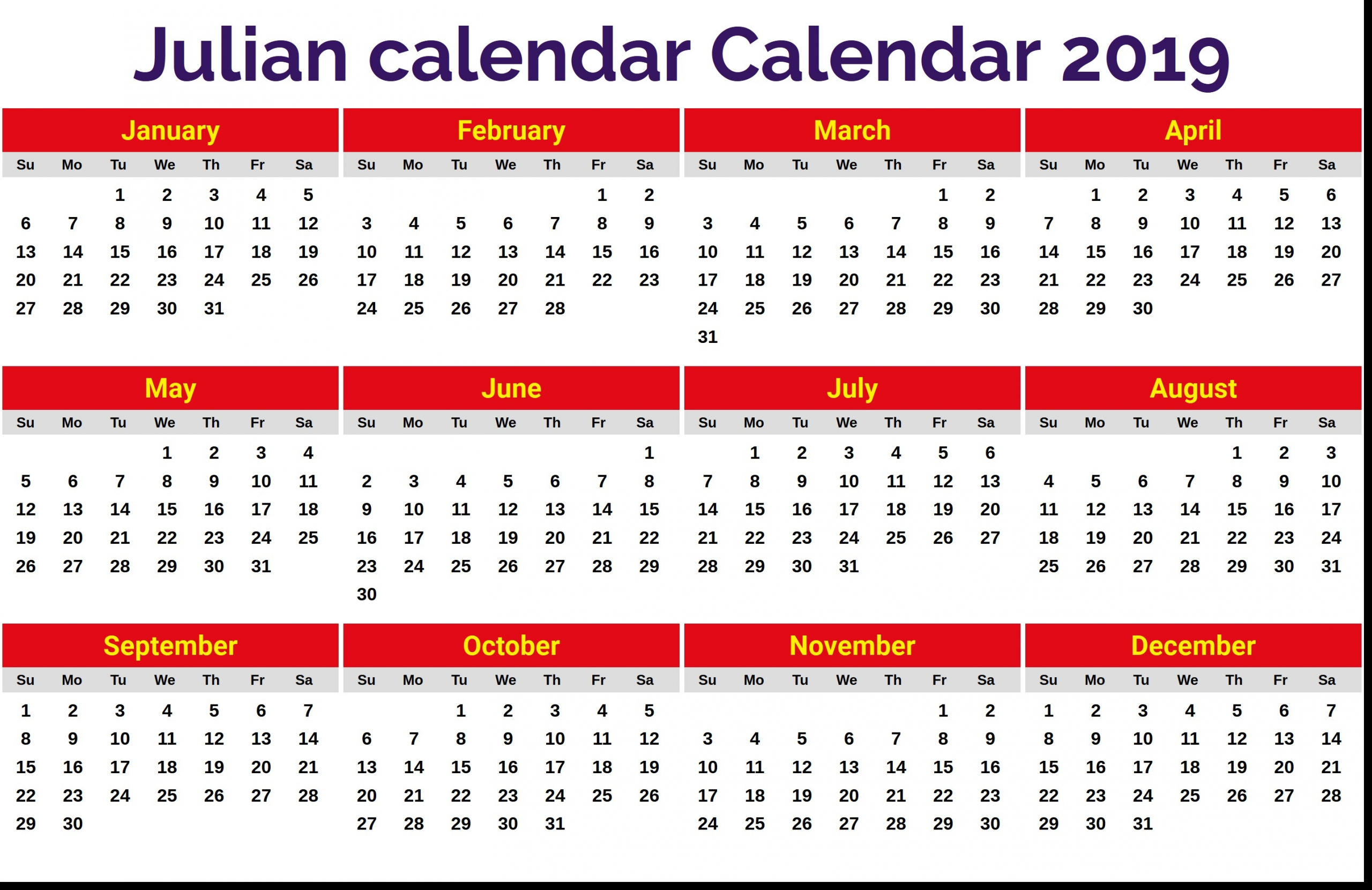 Catch Julian Date July 20 2021