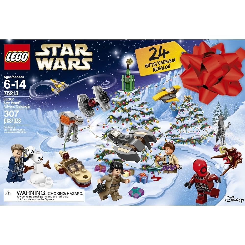 Catch Lego 6213564 Star Wars Tm Advent Calendar 75213 2018 Edition Minifigures Small Building Toys Christmas Countdown Calendar K