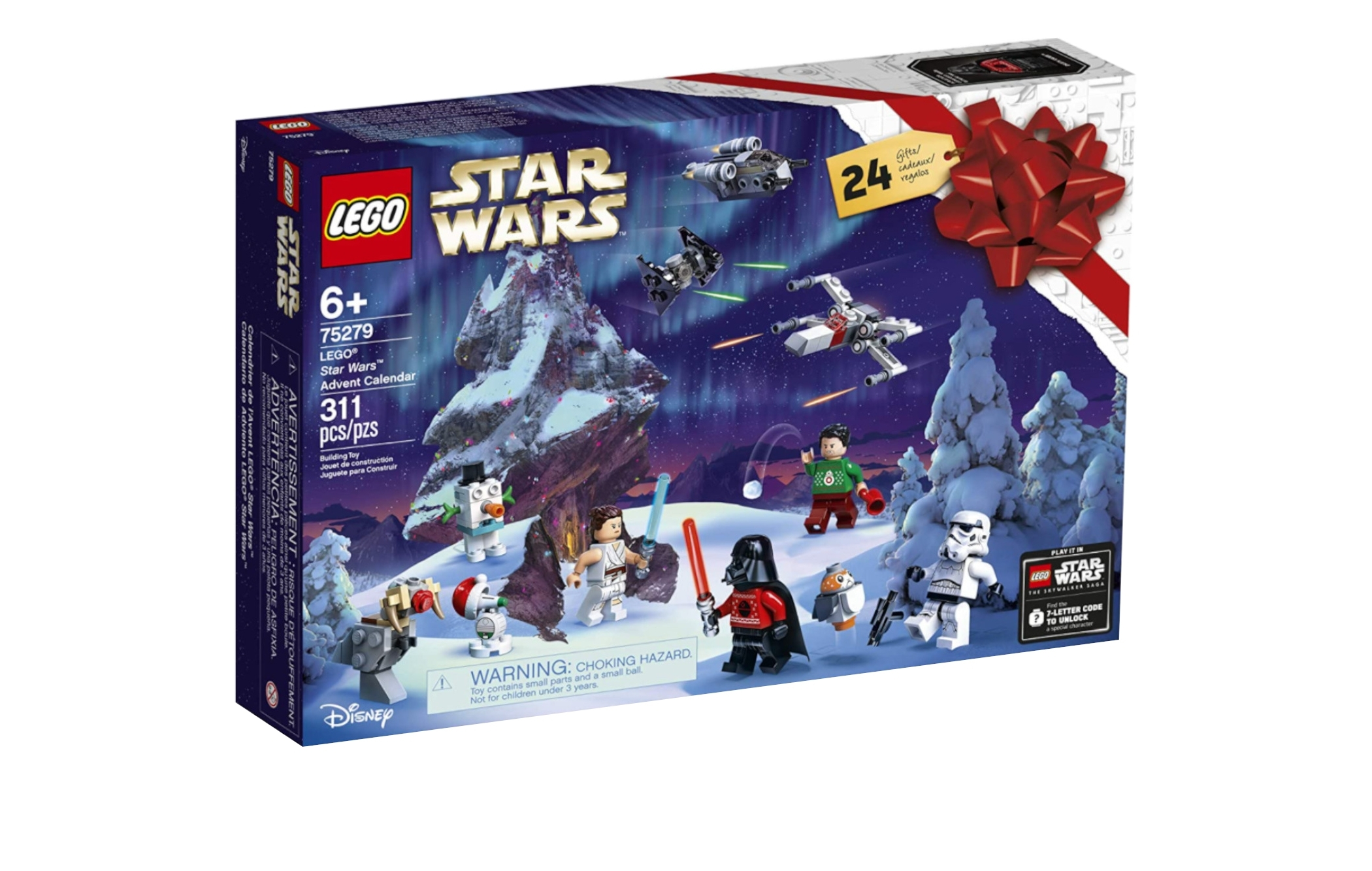 Catch Lego Starwars Event Calendar Free Code