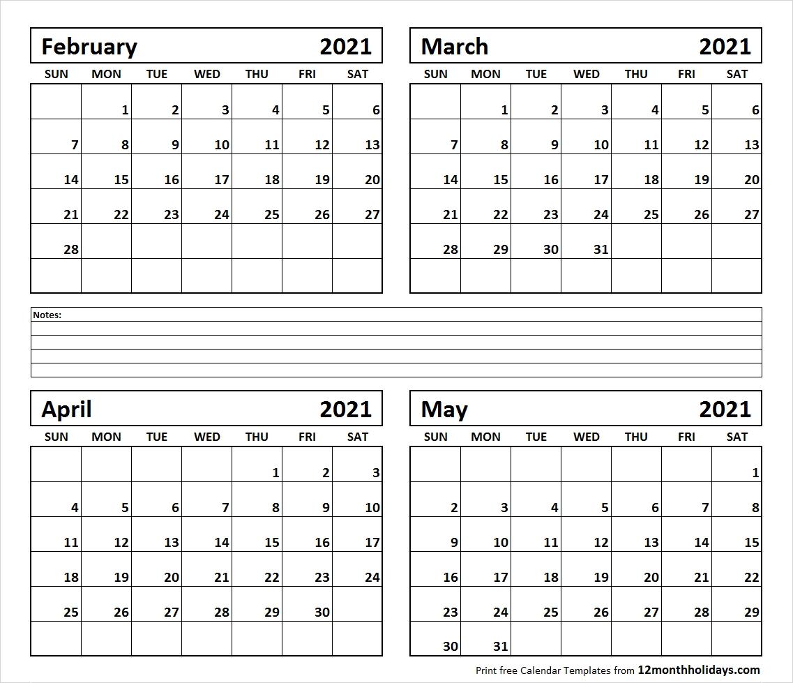 Catch March April 2021