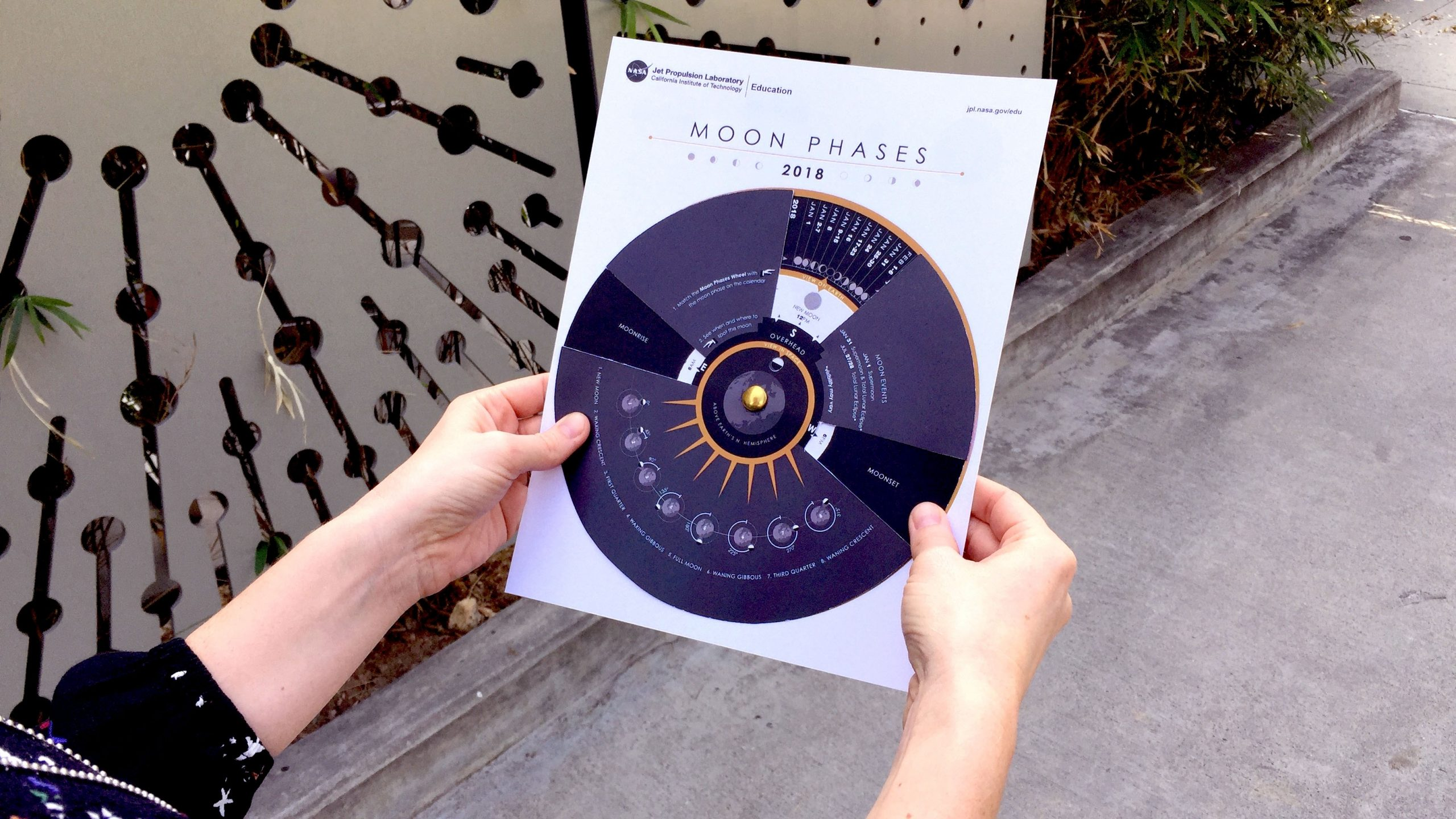 Catch Moon Phases Calendar For Kids