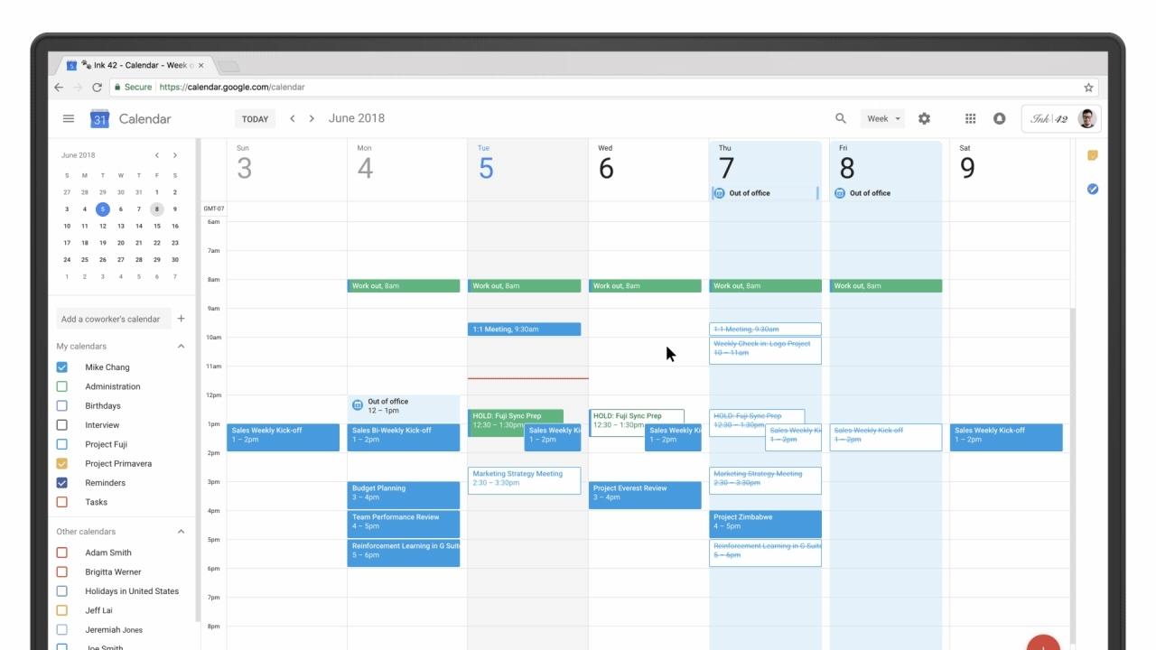 Catch Msucom Google Calendar