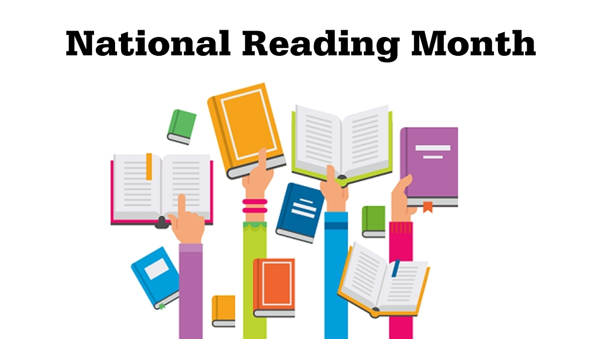 Catch National Literacy Month 2021