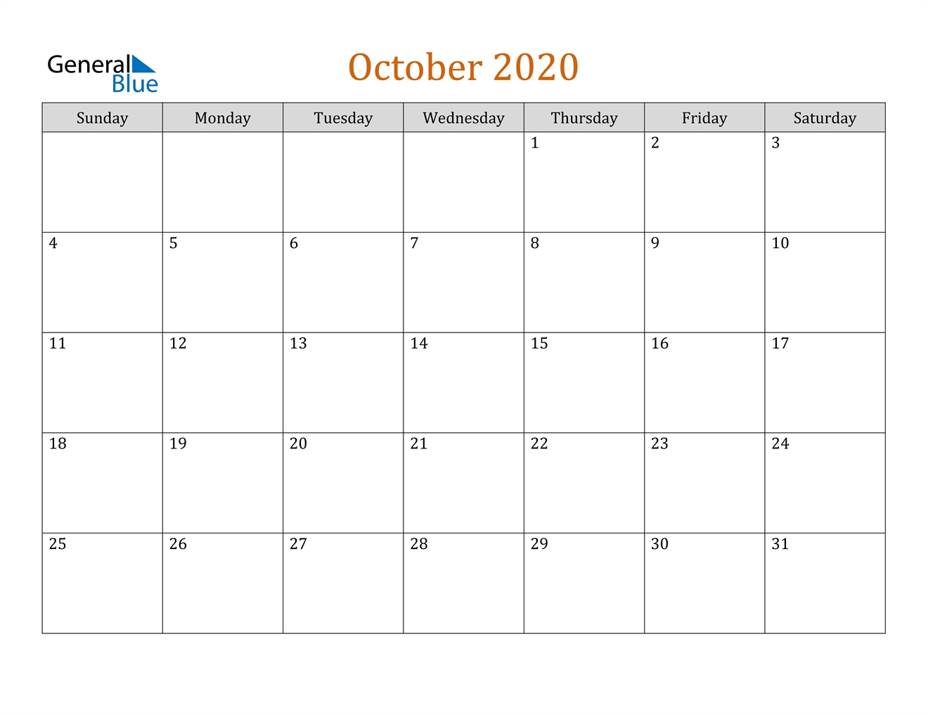 Catch October Outlook Calendar