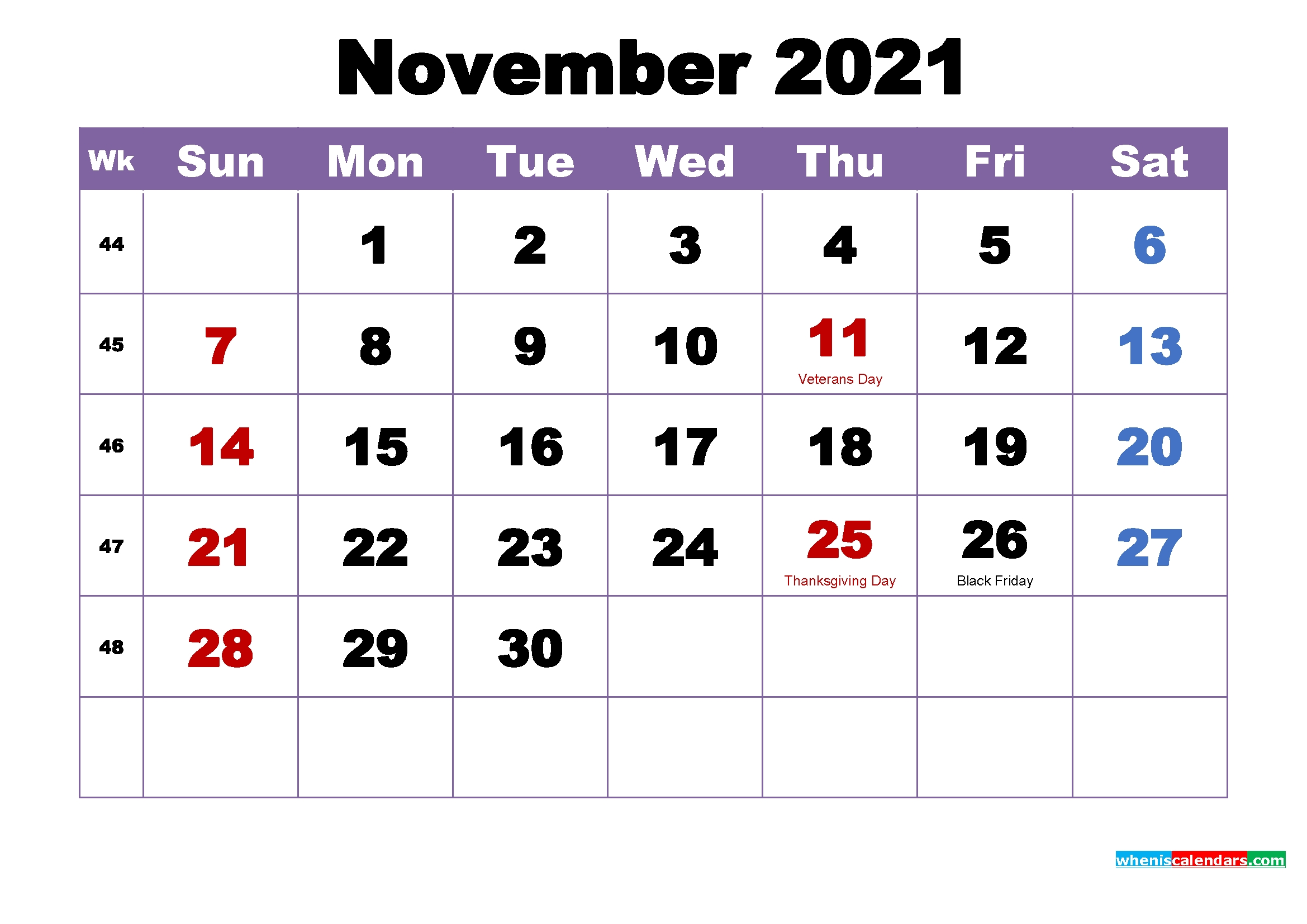 Catch Print Free 2021 Monthly Calendar Without Downloading