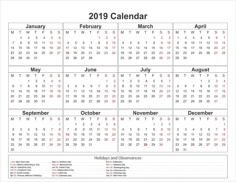Catch Printable Calendar Uk