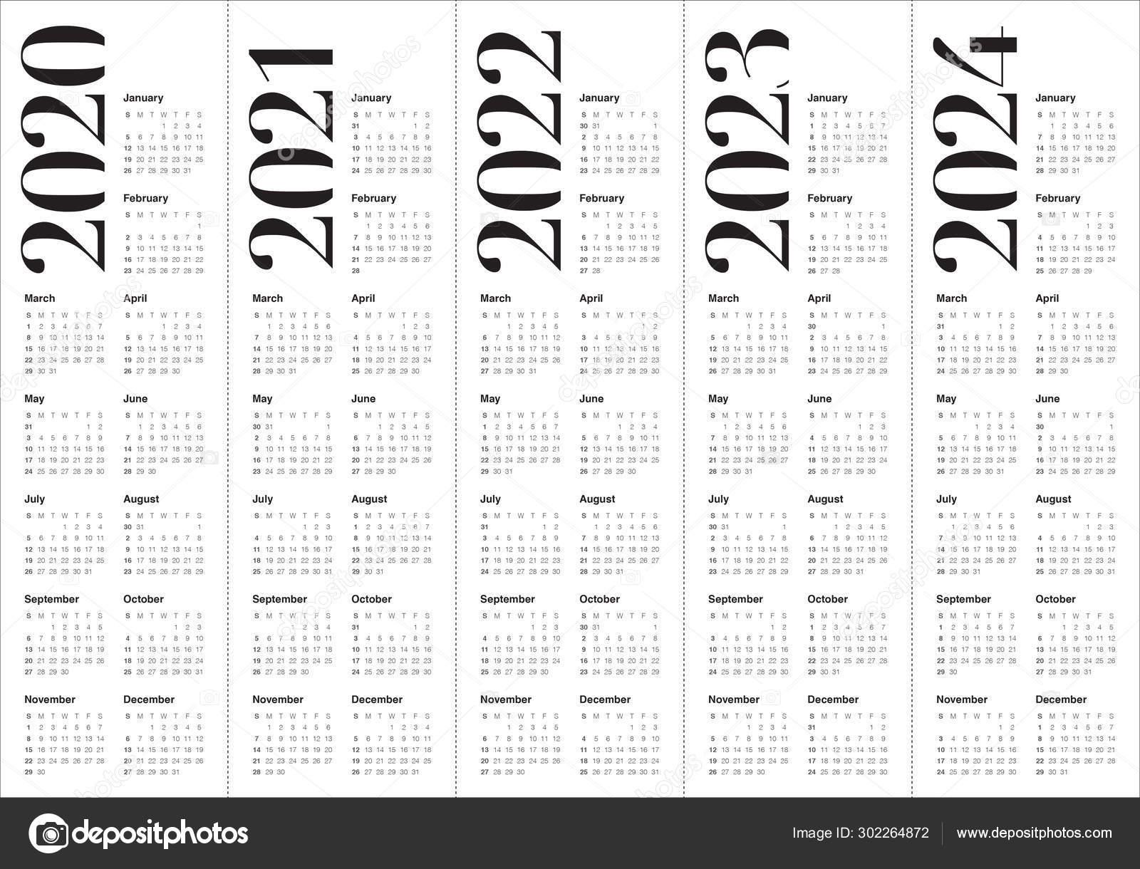 Catch Printable Calendars 2021 2022 2023 2024