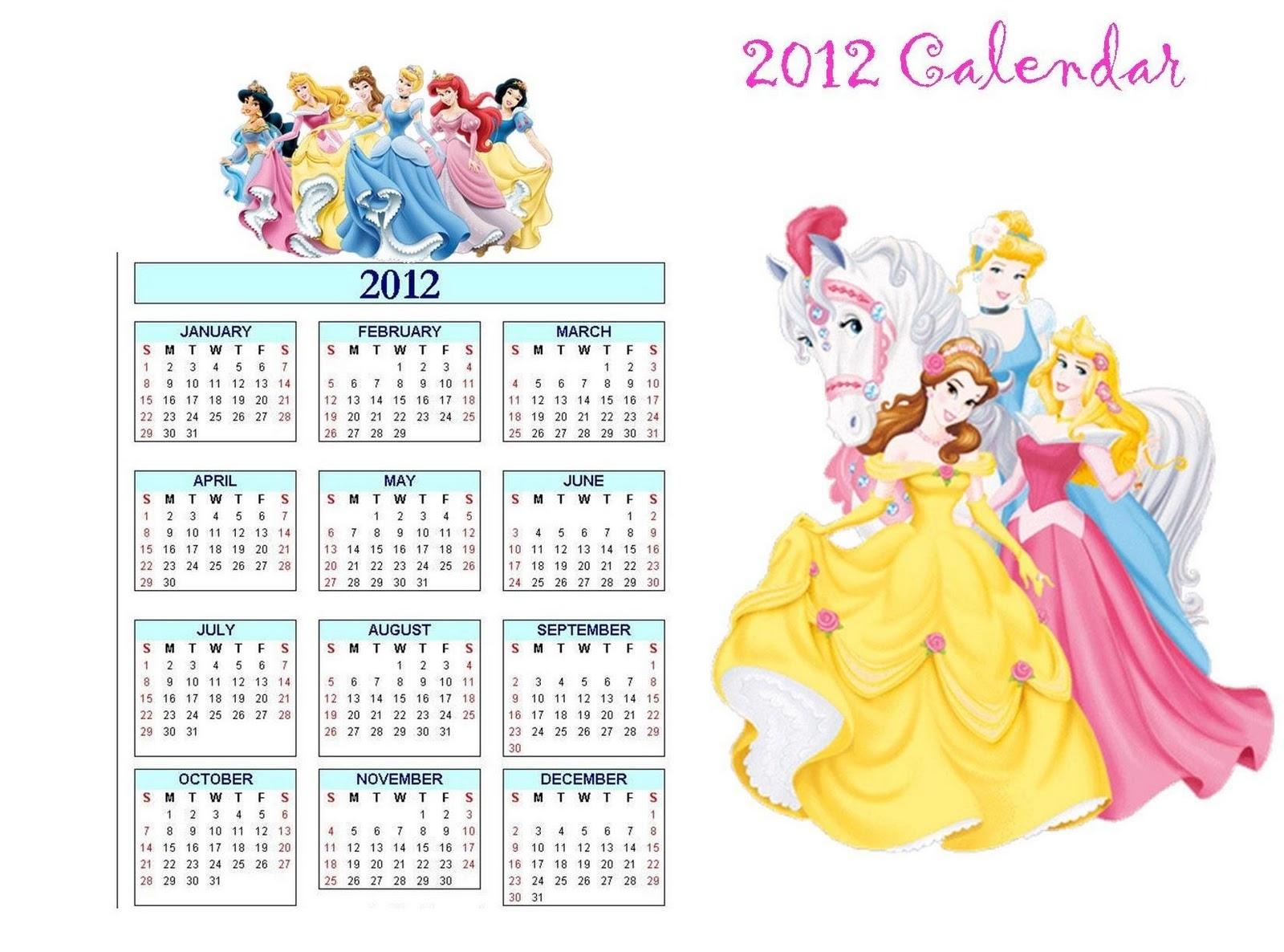 Catch Printable Disney Calender July 2021