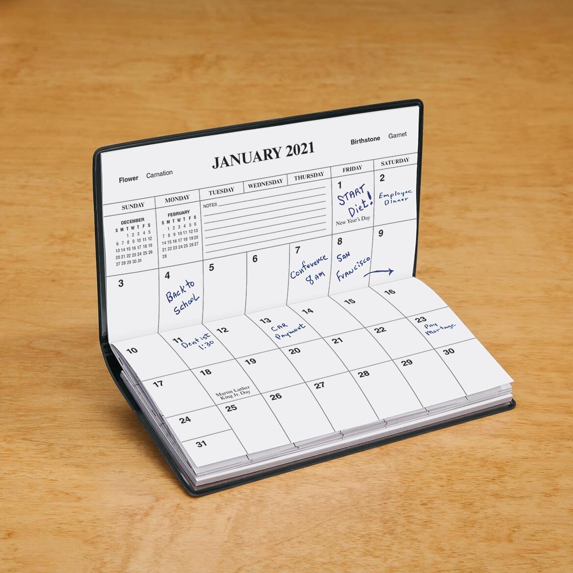 Catch Purse Size Calendars