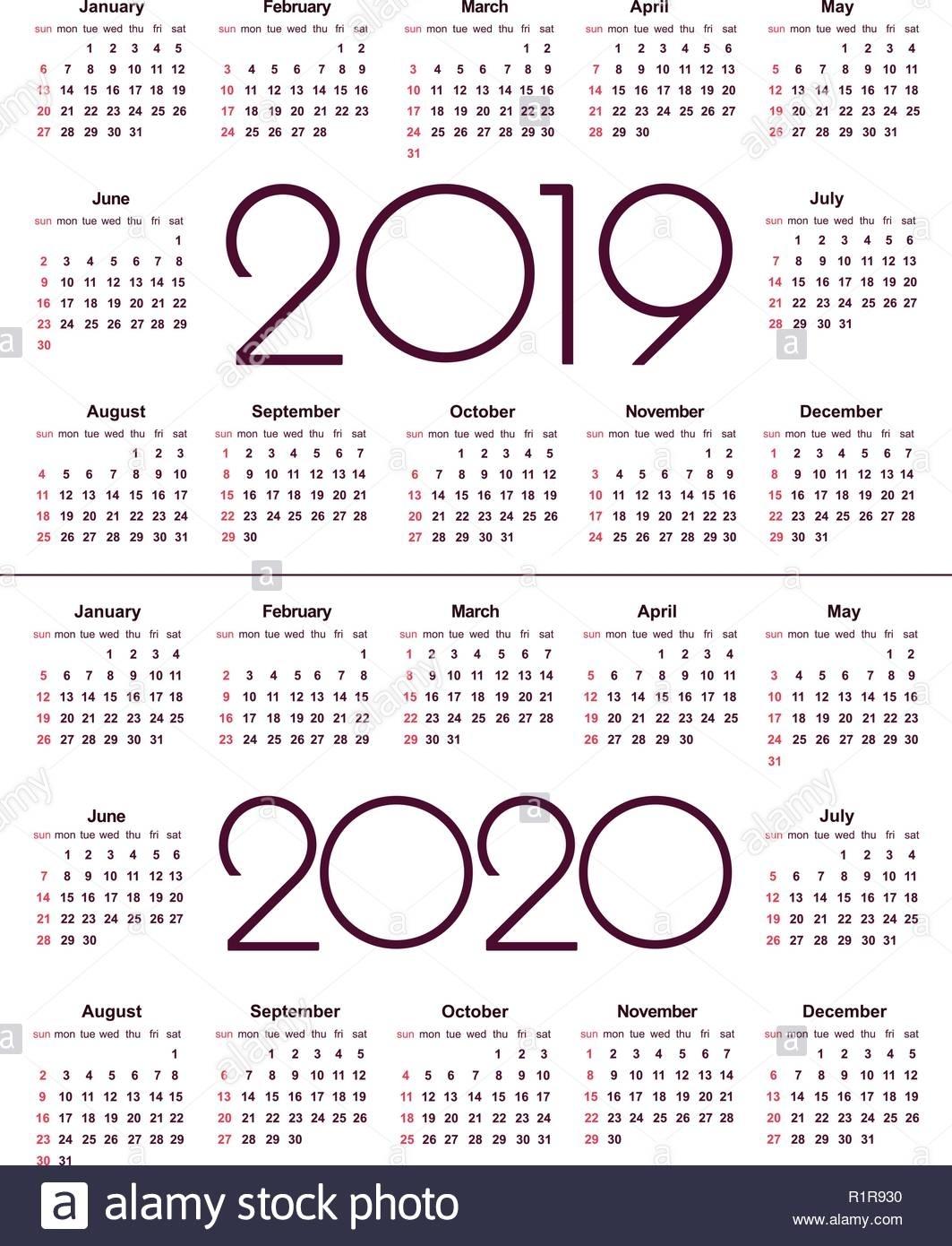 Catch Template Trove Calendars 2021 August September October