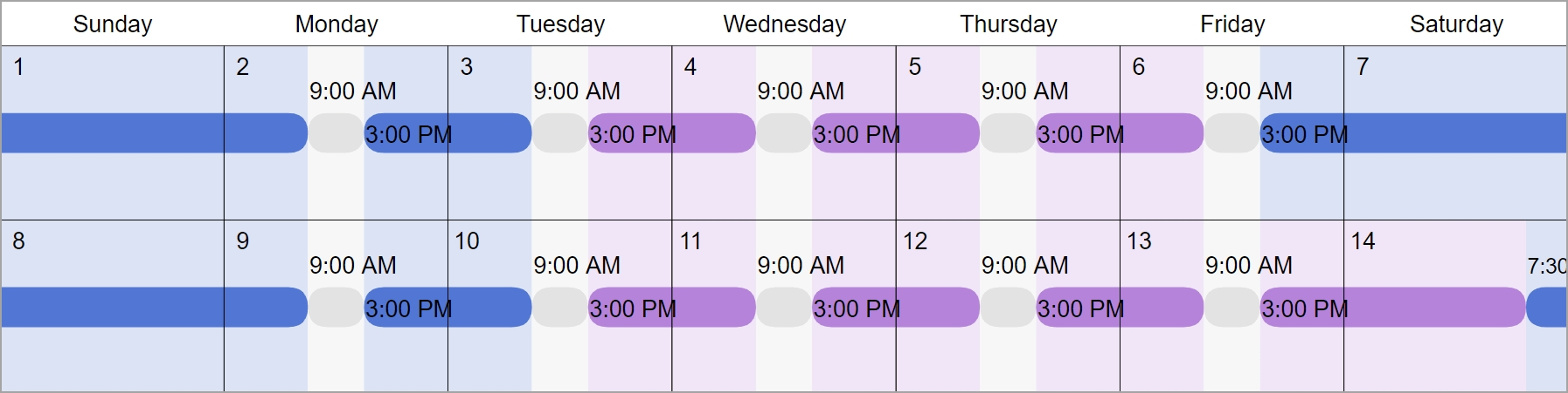 Catch Way Do You Think Monday Through Friday Is The Best School Schedule