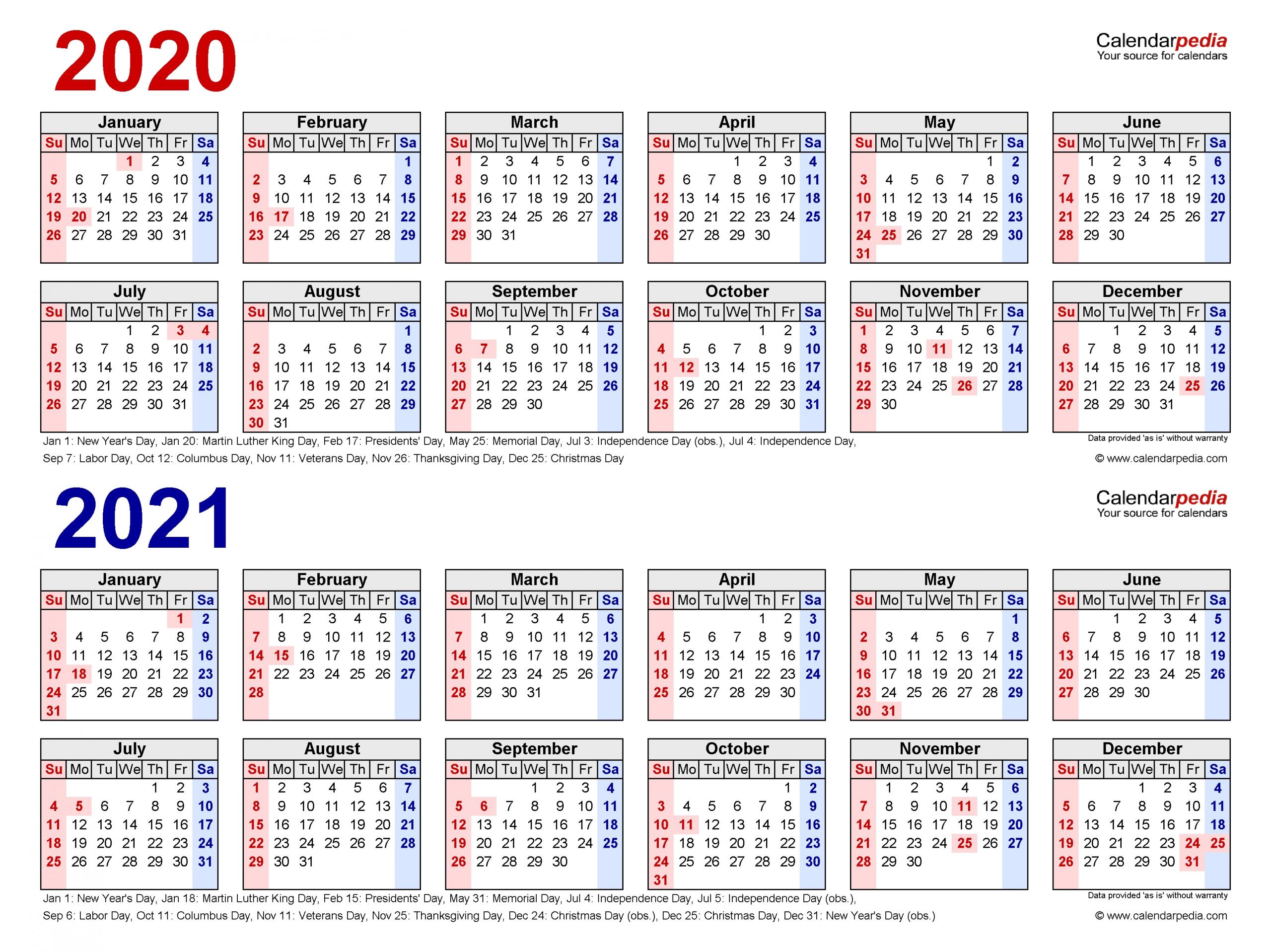 Catch Year Overview 2021 Thru 2024