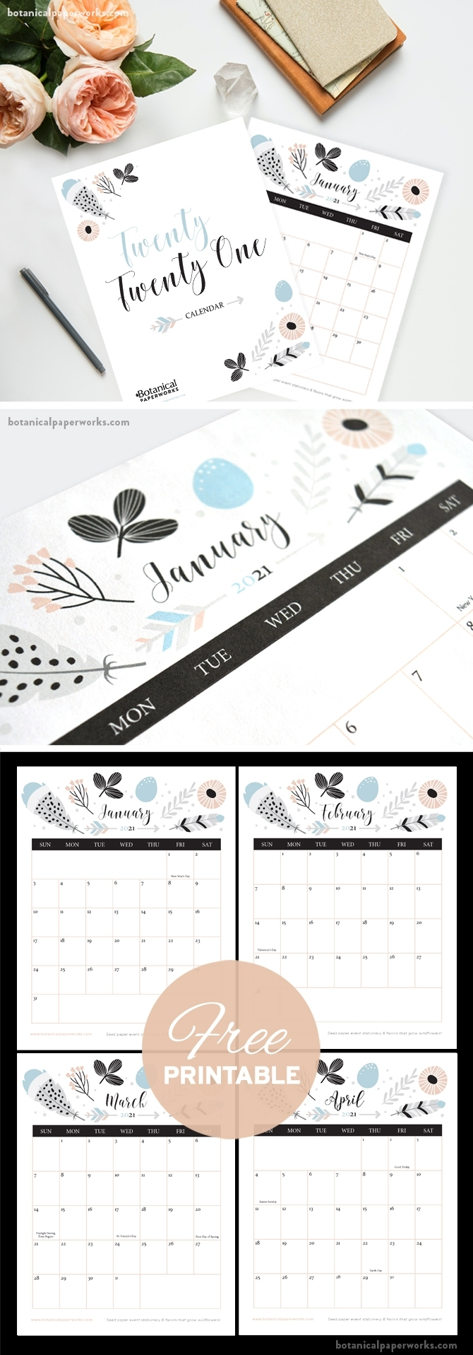 Collect 2021 September Calendar Hello Kitty Inspired