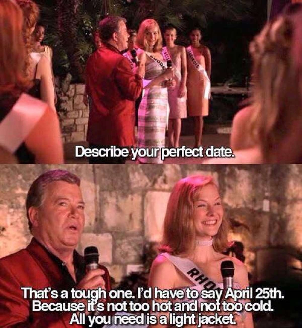 Collect April 24Th Ideal Date