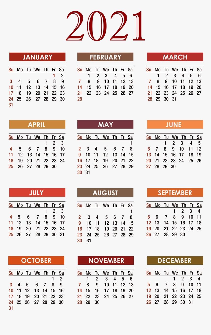 Collect Calendar 2021 Hd