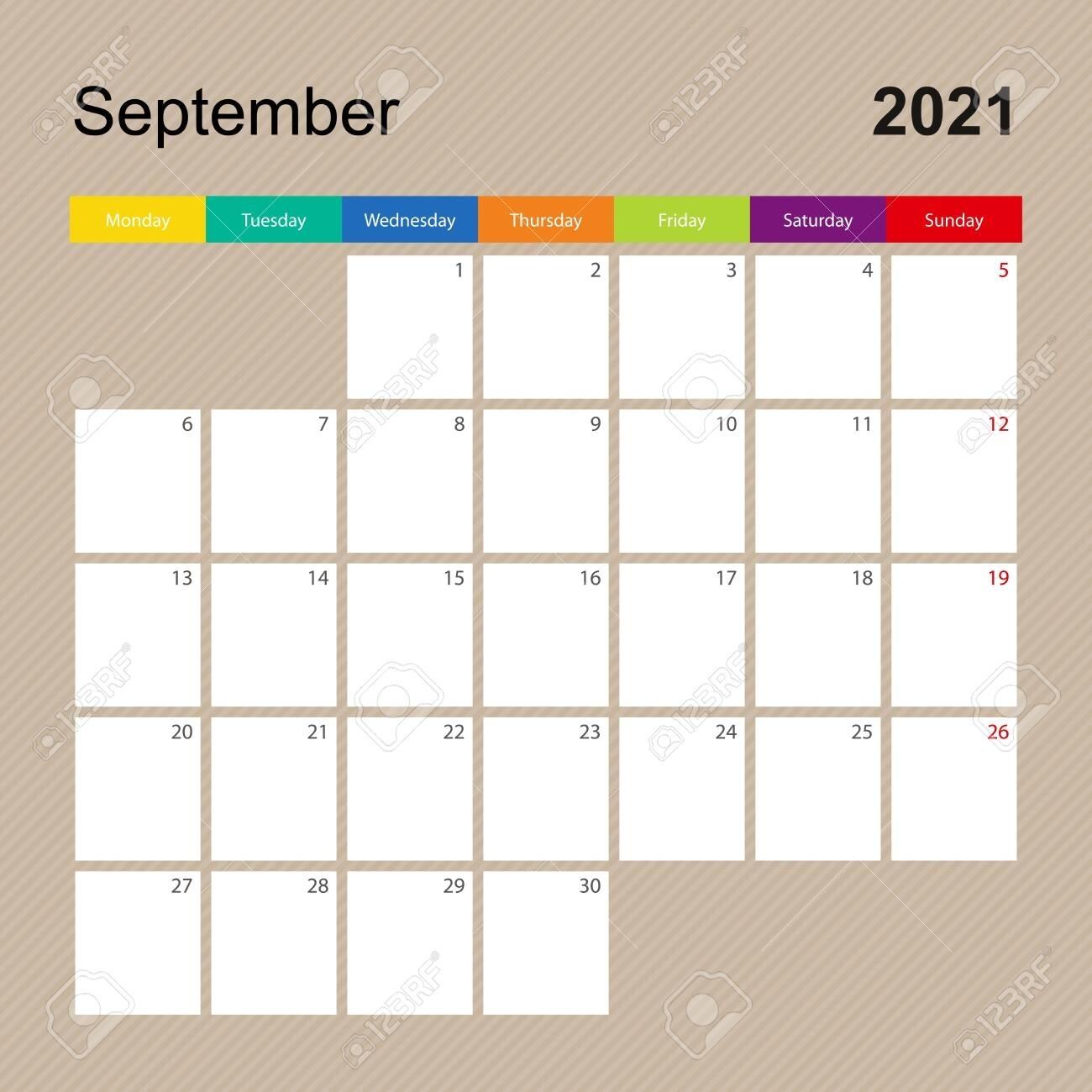 Collect Clip Art September 2021