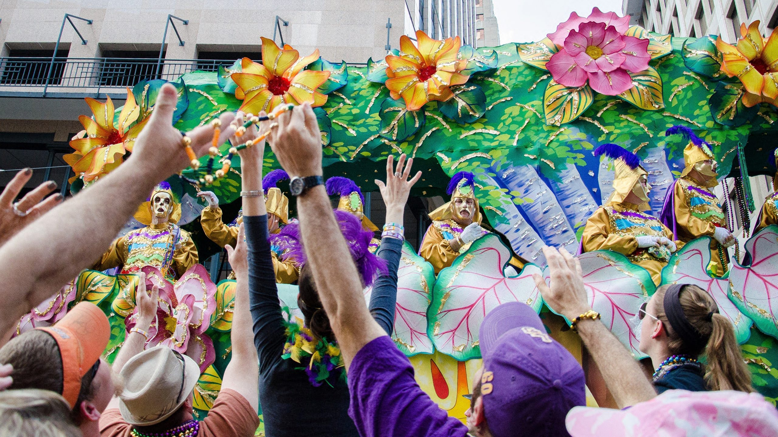 Collect Dates For Mardi Gras 2021