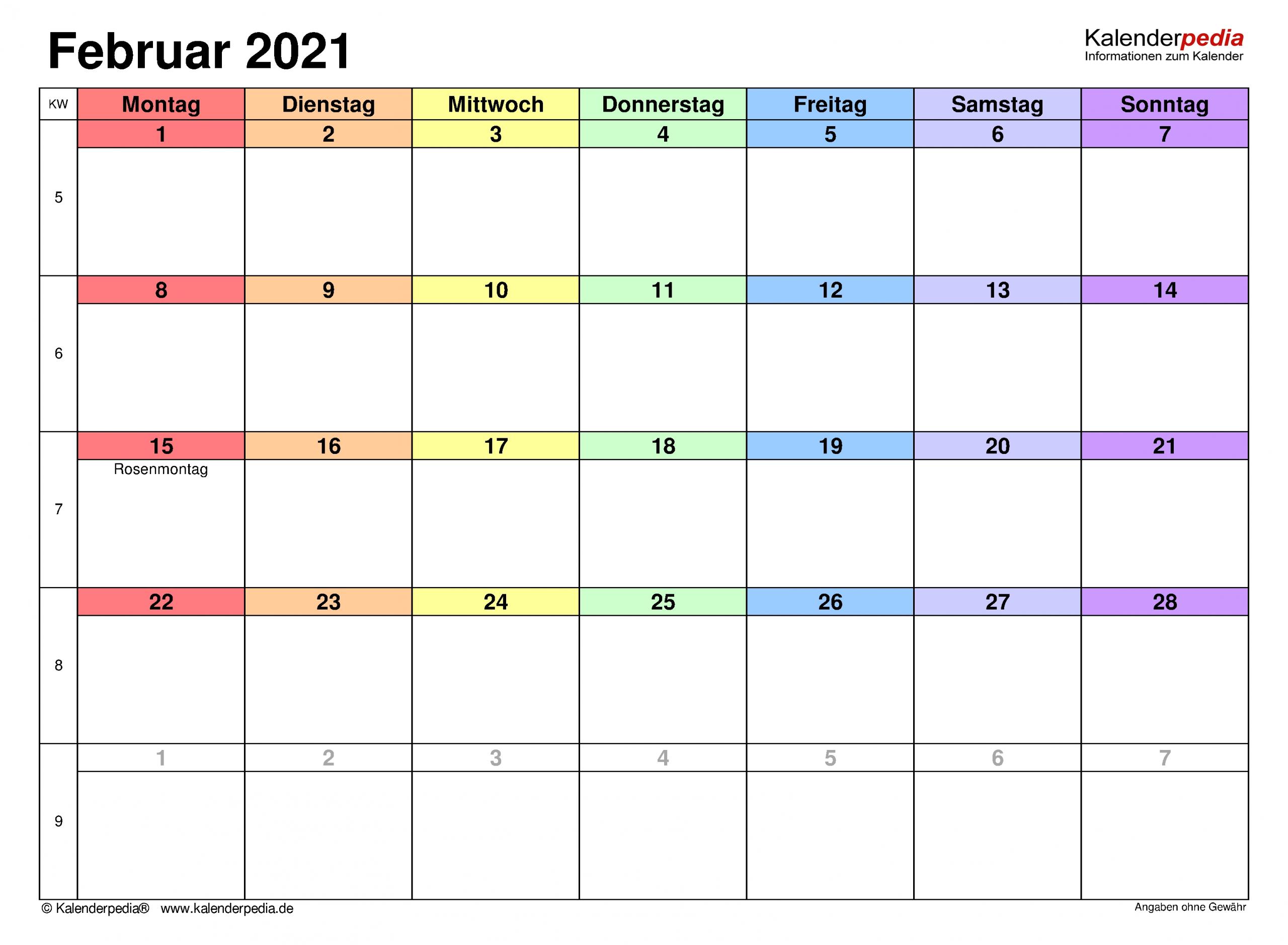 Collect Februar 2021 Druckvorlage