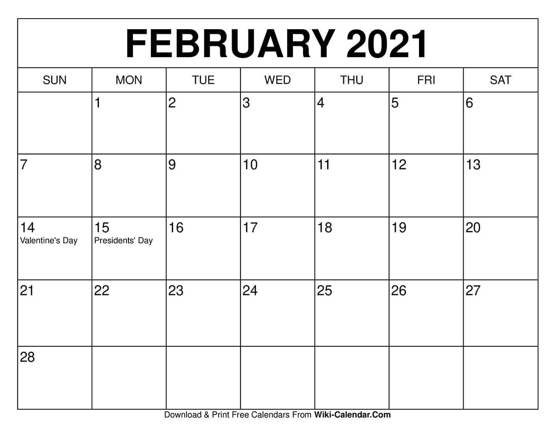 Collect Free Printable 30 Day Calendar