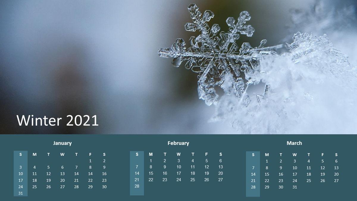 Collect Google Calendar 2021