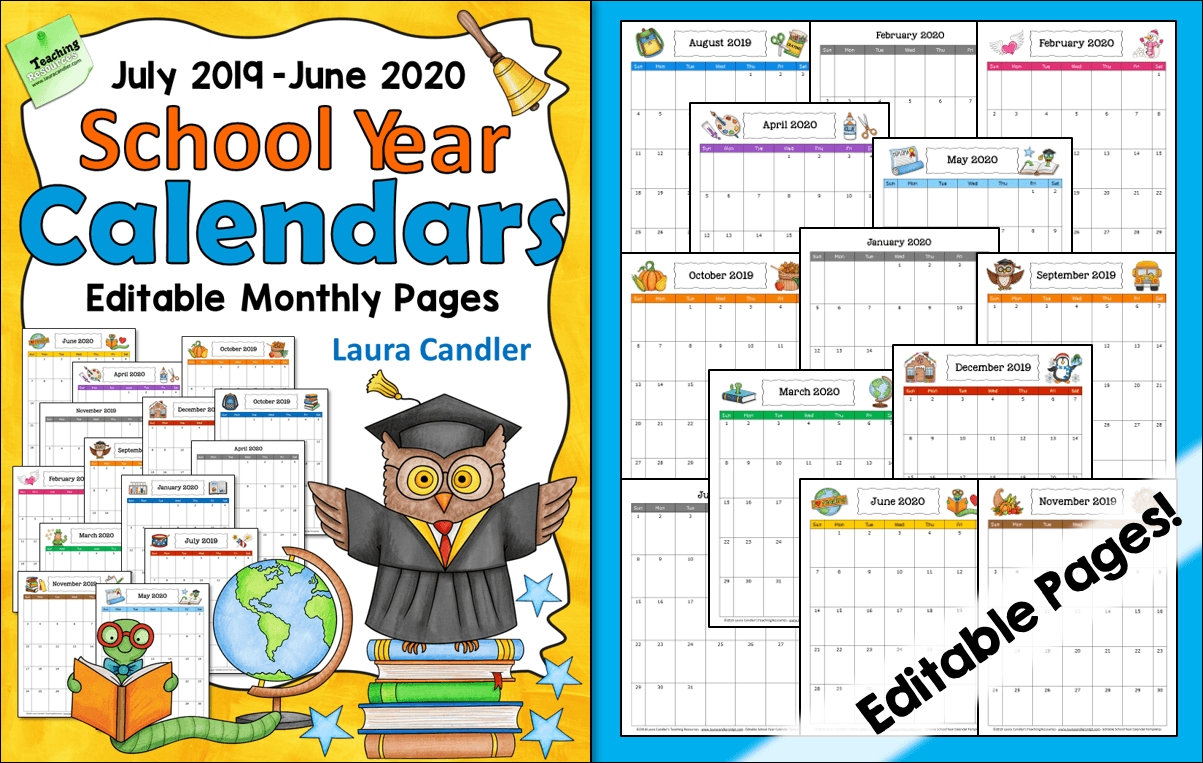 Collect How To Make School Calendar