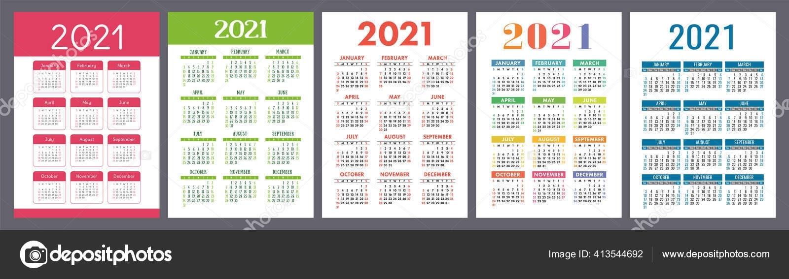 Collect Kalender 2021 Oktober November Desember