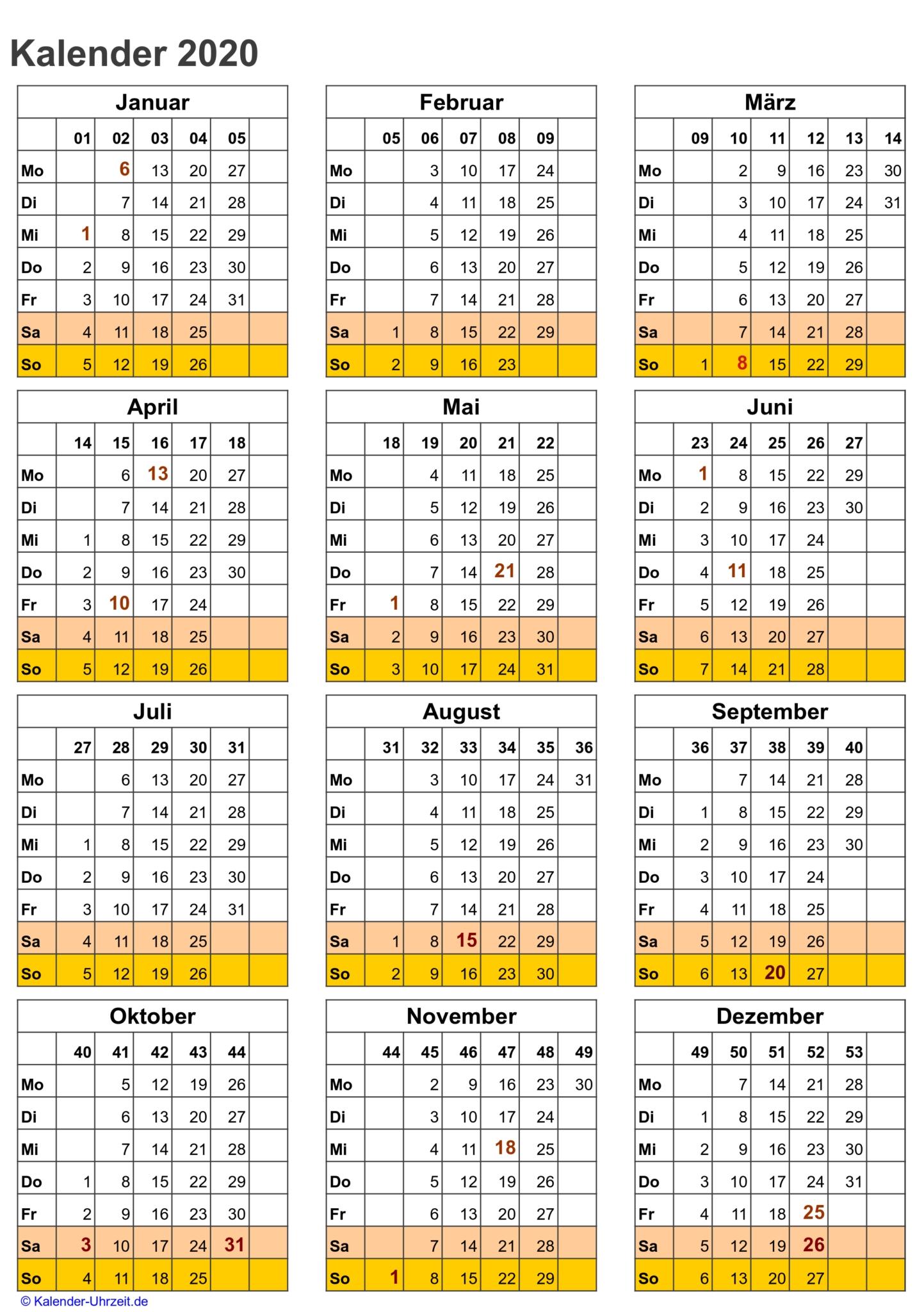 Collect Kalenderblätter 2021 Zum Ausdrucken