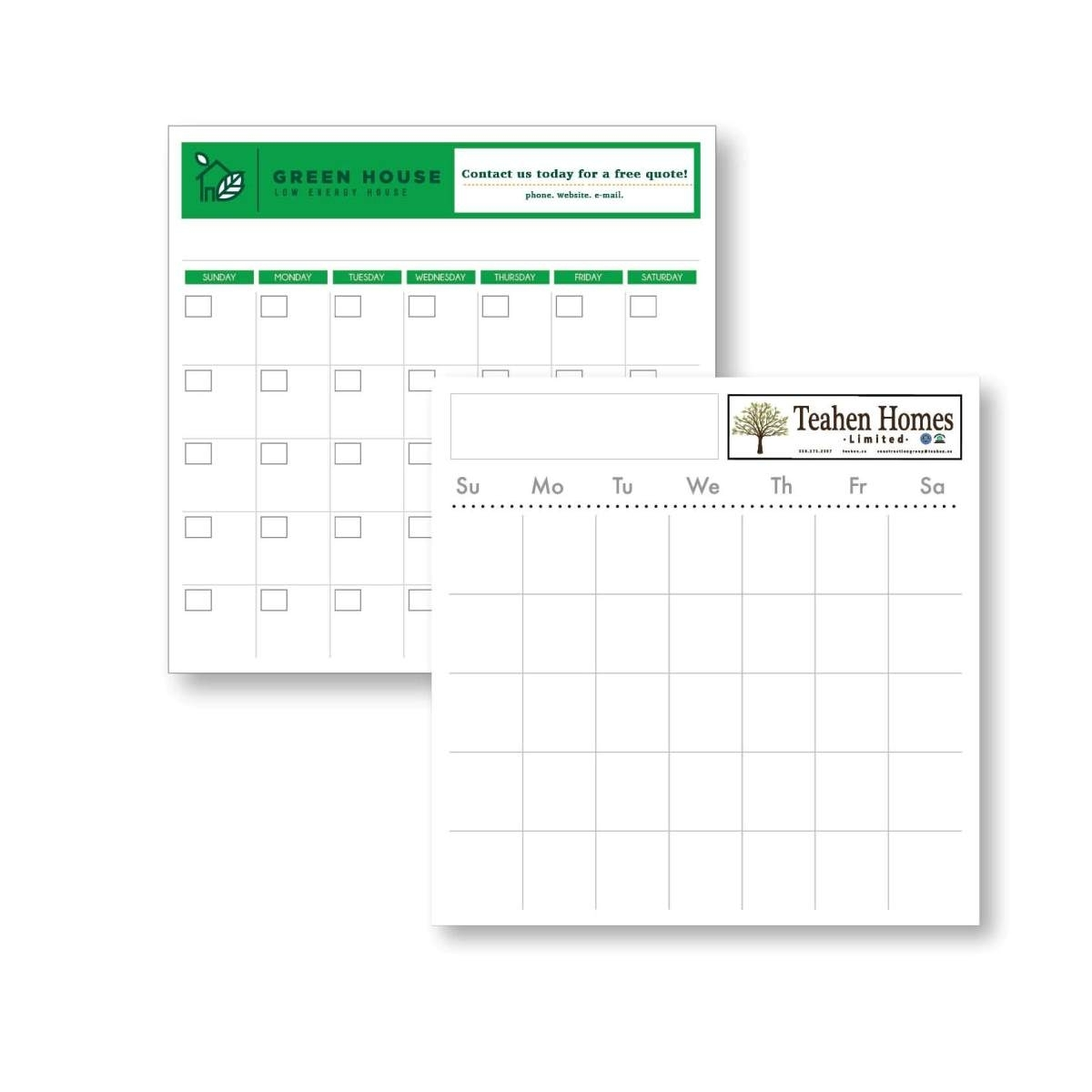 Collect Month At A Glance