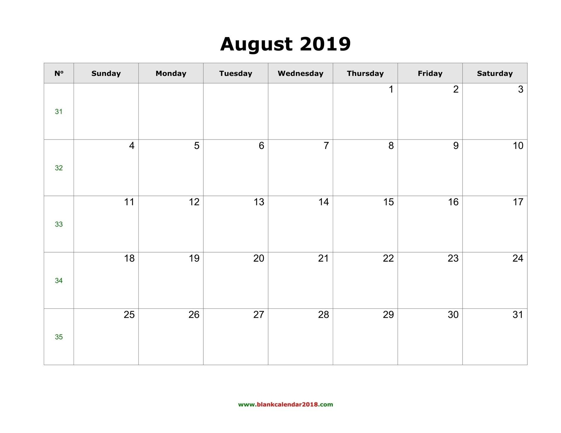Collect No Download Free Printable Calendar