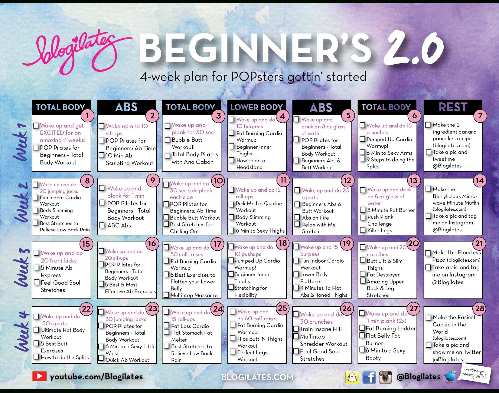 Collect Single Page Abc Shift Calendar