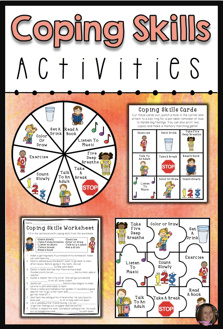 Collect Social Skills Worksheet Activity Pick Or Fill In Blank