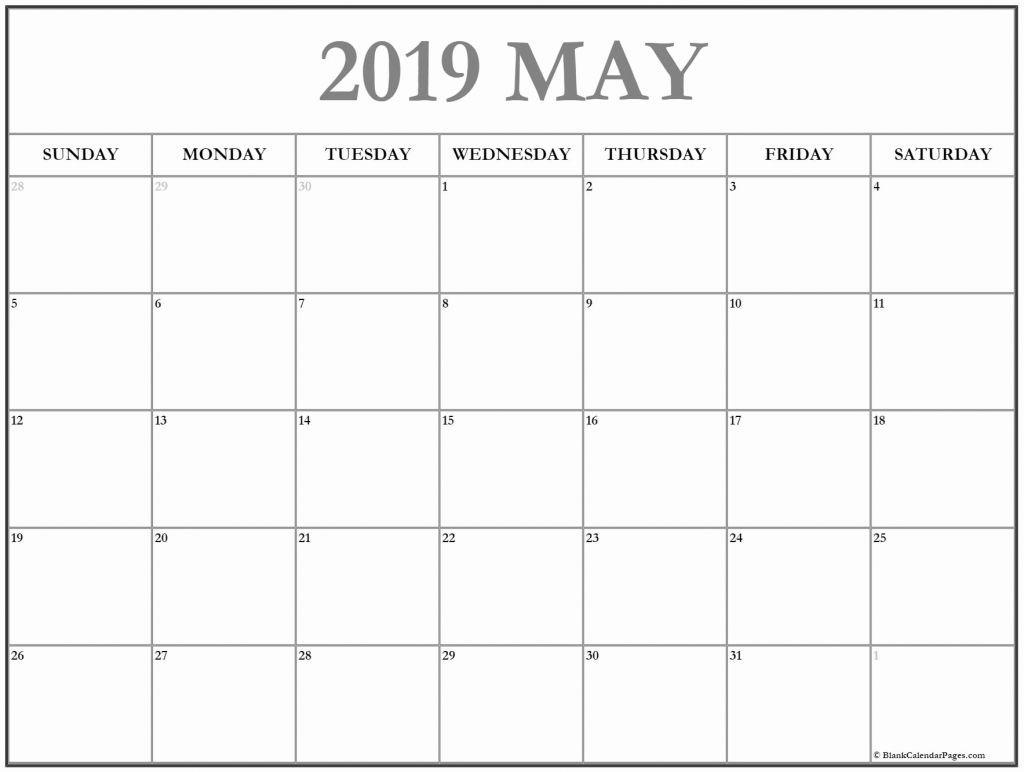 Collect Vertex Blank Monthly Calendar Starts Mondat
