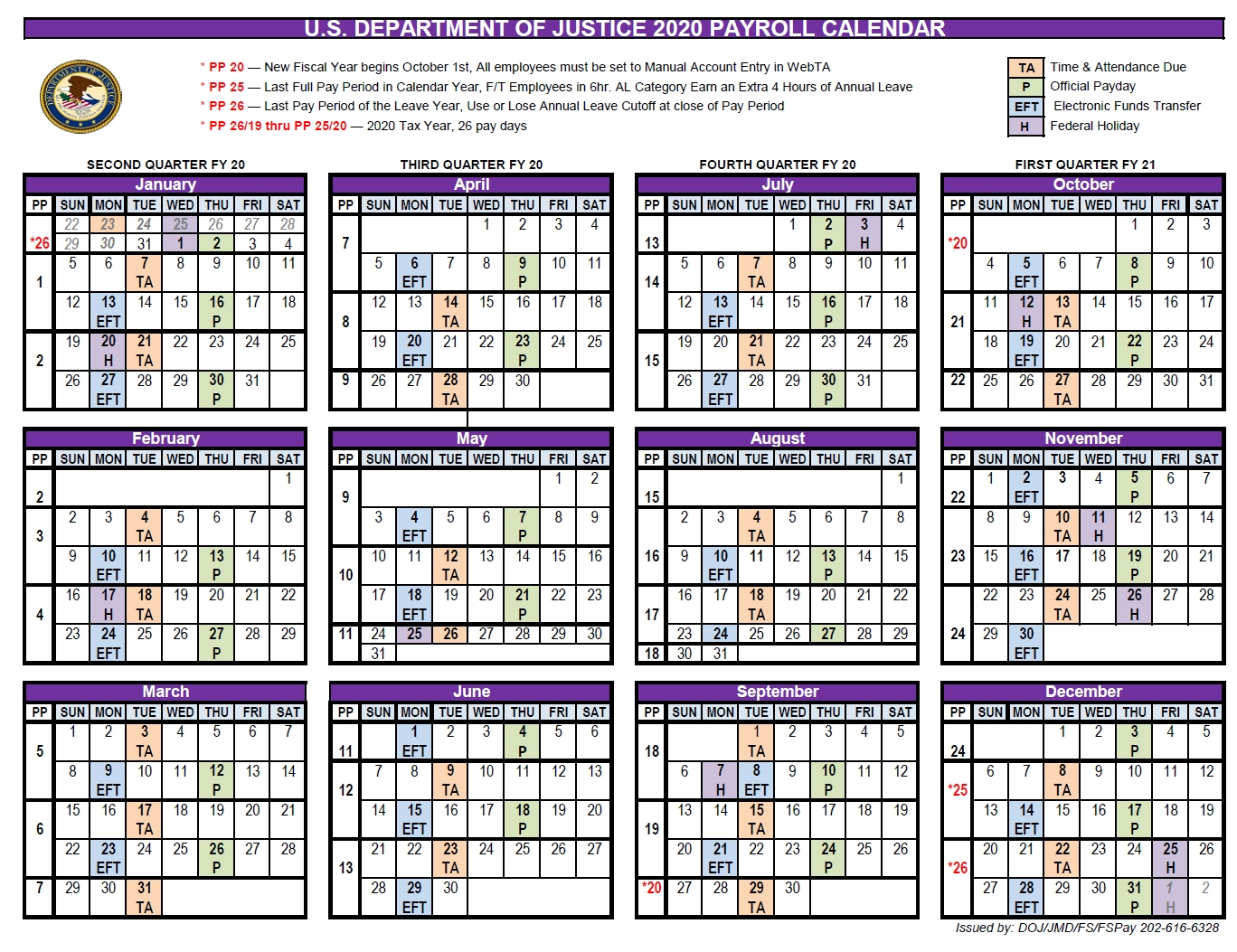 Get 2021 Calendar With Pay Periods