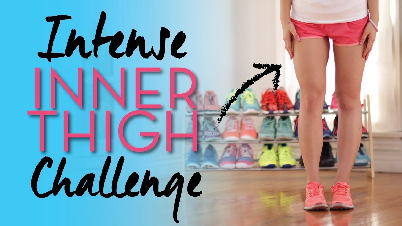 Get 30 Day Inner Thigh Challenge