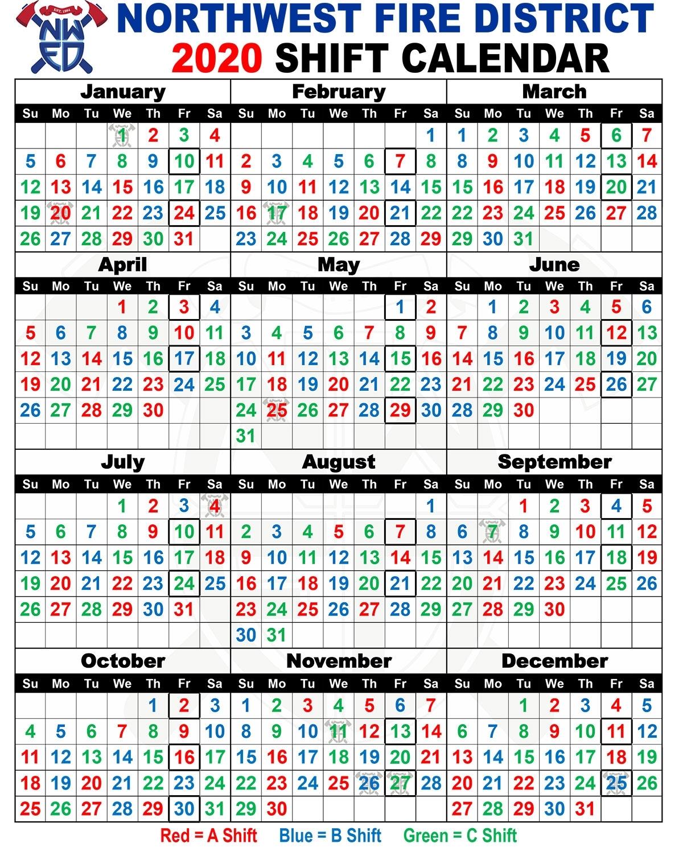 Get A B C Shift Schedule
