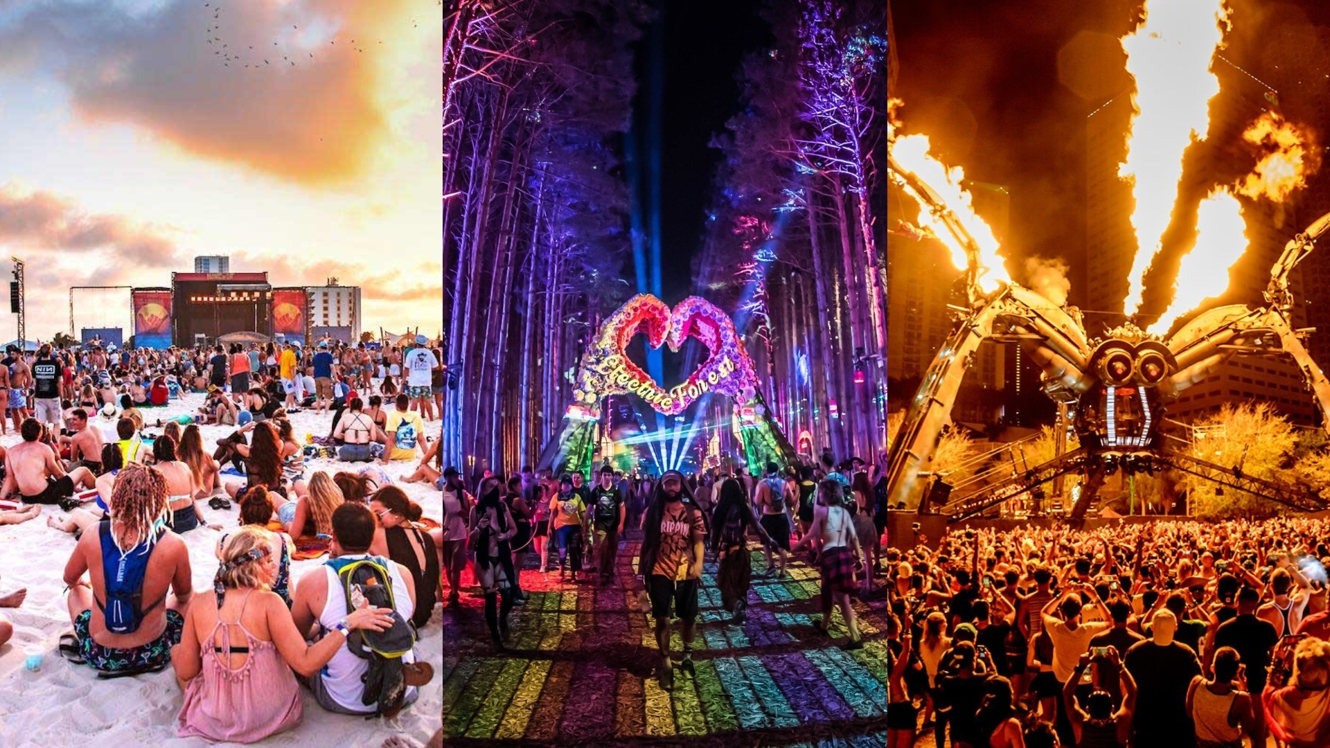 Get August 2021 Festivals